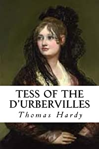 Paperback Tess of the D'Urbervilles Book