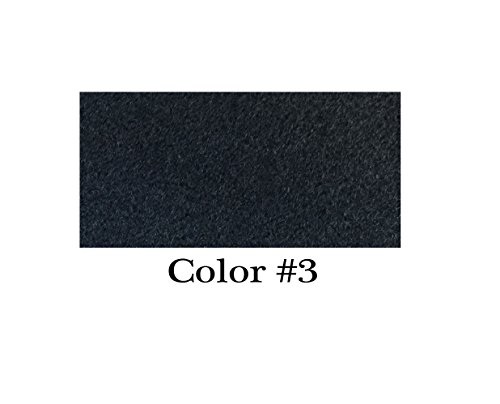 1986-1993 Chevy S-10 Pick Up Carpet Dash Cover Mat Pad CH57 USA Made (CHARCOAL)