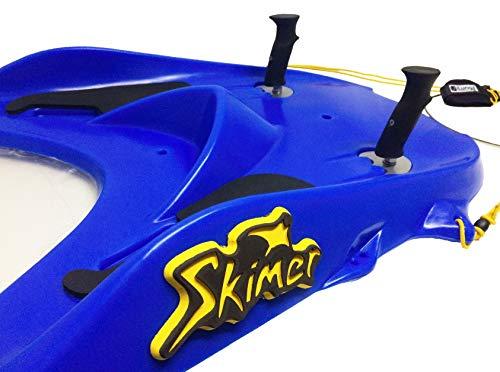 Esqui aquático Skimer FUN - Bodyboard Esqui (Azul)