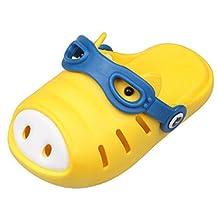 Gaorui Kids Summer Pig Sandals Slippers child garden Shos Beach cartoon Clogs Slip On