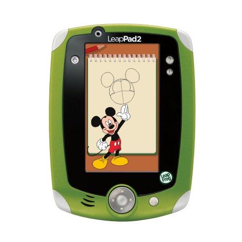 LeapFrog LeapPad2 Explorer Kids' Learning Tablet, Green by LeapFrog (Image #4)