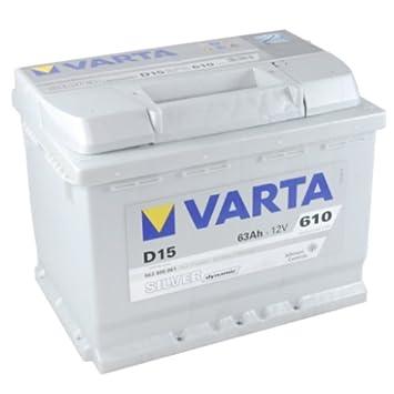Amazon Fr Varta D15 Blue Dynamic Batterie De Voiture 63 Ah