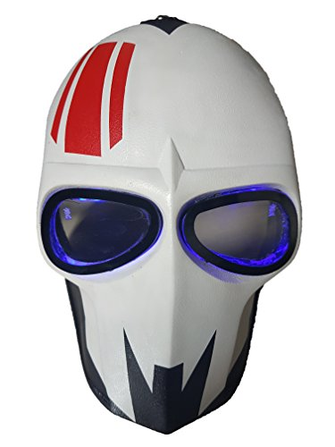 Invader King Tom Clancy's Ghost Recon Army of Two Airsoft Mask Protective Gear Outdoor Sport Fancy Party Ghost Masks Bb