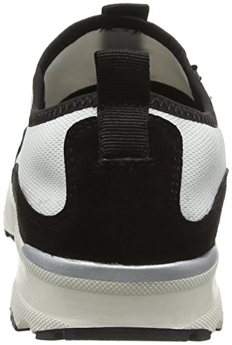 Carvela Lullaby NP, Sneaker Basse Donna Bianco (White)