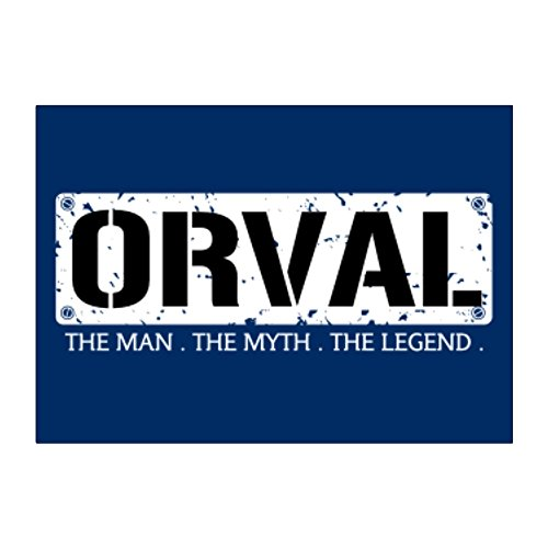 teeburon-orval-the-man-the-myth-the-legend-pack-of-4-stickers