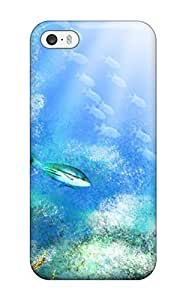 Iphone 5/5s Case Slim [ultra Fit] Artistic Abstract Artistic Protective Case Cover