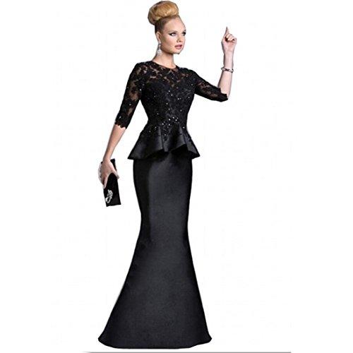 issa black dress - 8