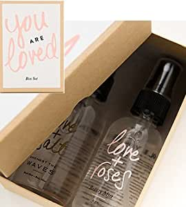 Olivine Atelier - Natural / Vegan You Are Loved Box Set (Love + Salt & Love + Roses) by Olivine Atelier