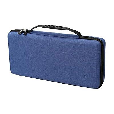 Aproca Hard Storage Travel Case for PicassoTiles 100 / 60 /42 Piece Set Magnet Building Tiles(Blue): Electronics