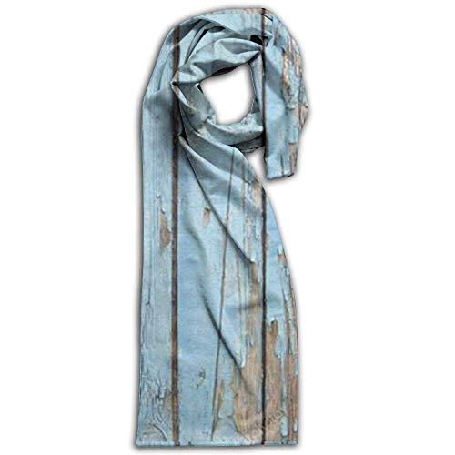 Old Barn Stripes Wood Wallpaper Women's Fashion Long Shawl Spring Winter Scarves Shawl Wraps Winter Warm Large Scarf