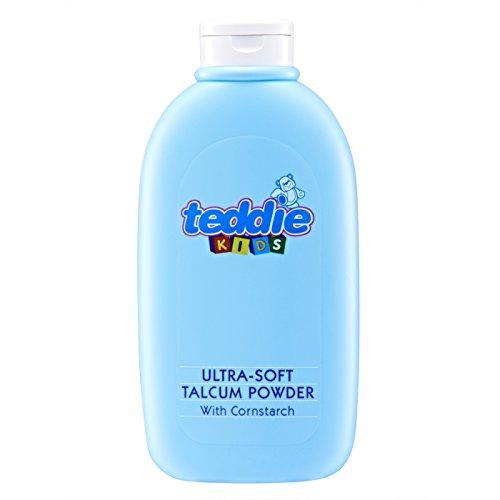 MUST BUY ! 10 Bottle COSWAY Teddie Kids Ultra-Soft Talcum Powder ( 300g Per Bottle )
