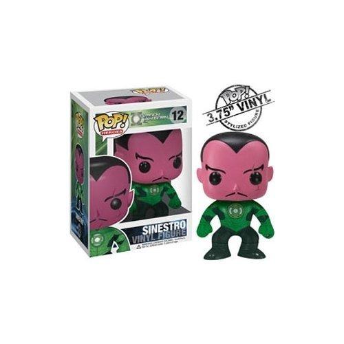 POP! Heroes Green Lantern 2011 Movie Sinestro Vinyl Figure - Green Lantern Vinyl Figure