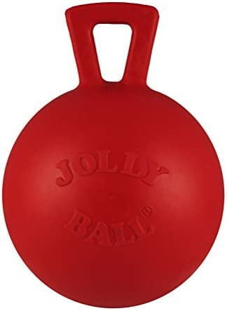 Jolly Pets 4 Inch Tug n Toss Ball product image