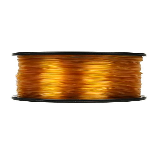 Inland-175mm-Translucent-Yellow-PETG-3D-Printer-Filament-1kg-Spool-22-Lbs