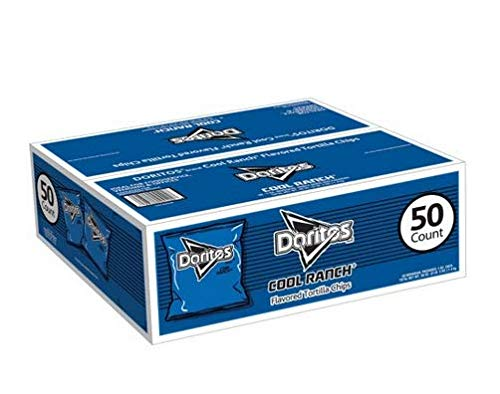 Doritos Cool Ranch Chips (1 oz, 50 ct.)