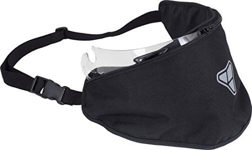 Pilot Motosport 5003701-00 One Size ARC Shield Bag, Black - O/S