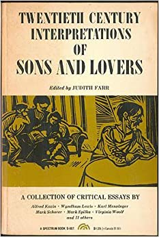 sons and lovers essays This paper is a study of paul morel's psychology in sons and lovers by d h lawrence on the theoretical basis of the freudian oedipus complex.