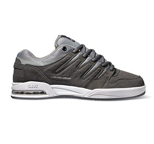 DVS Skateboard Shoes TYCHO GRAY/GRAY/WHITE