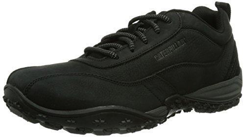 Cat Footwear Utilize, Mens Hi-Top Black (Mens Black)