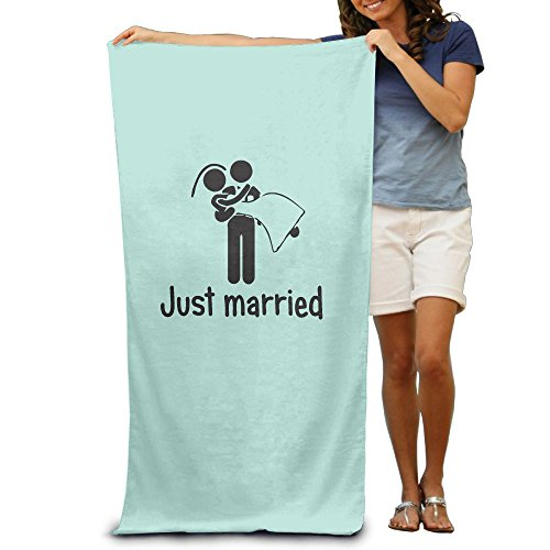 Just Married Beach Towels - 6