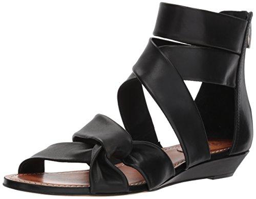 Vince Camuto Women's SEEVINA Flip-Flop, Black, 8 M US