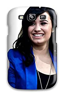 Fashion Protective Demi Lovato 45 Case Cover For Galaxy S3