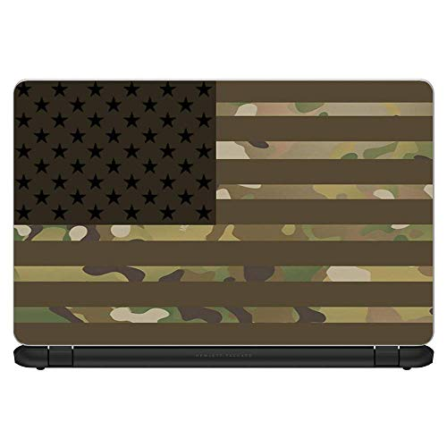 (Flags | Custom Fit Made to Order Laptop Notebook Skin Vinyl Sticker Cover Decal Fits 13.3