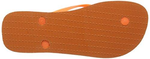 orange Para Havaianas Unisex Lux Adulto Naranja Sandalias xfqz5wq4X