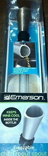 Emerson Freezable Chill Cooling Silver product image