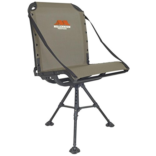 Millennium Treestands G100 Shooting Chair (Best Hunting Chair On The Market)