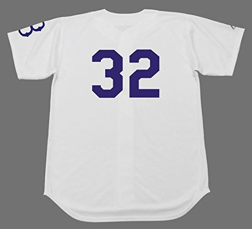 Amazon.com   SANDY KOUFAX Brooklyn Dodgers Majestic Cooperstown Throwback  Baseball Jersey   Sports   Outdoors f08a8a8bb64