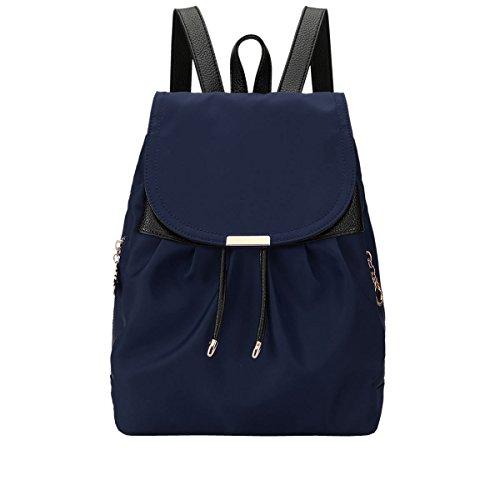 DISSA - Bolso de asas para mujer One size Azul