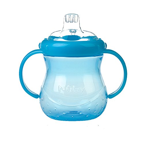 Baby Feeding - Nuby - 10oz No-Spill Cup w/Soft Spout  Vary C