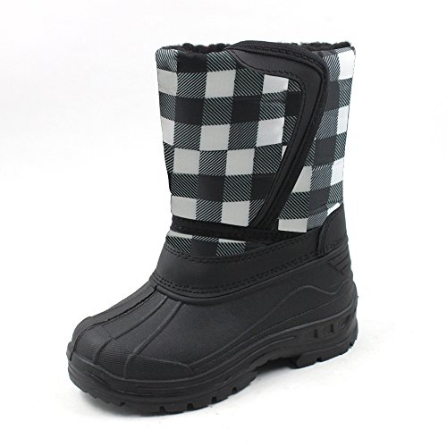 Ska-Doo Cold Weather Snow Boot 1319 Checker Size 12 by SkaDoo (Image #1)