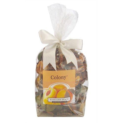 Colony Pot Pourri, Mandarin Peach Wax Lyrical CH3518