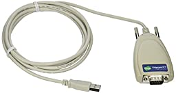 Digi 301-1001-15 Egdeport/1 USB to Serial Converter with 2-Meter Captive Cable