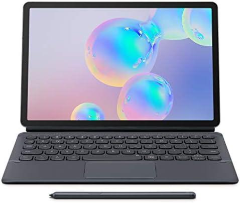 Samsung Galaxy Tab S6 10.5″, 128GB Wifi Tablet Cloud Blue – SM-T860NZBAXAR 41httAoXiKL