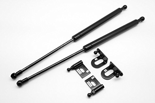 Autobahn88 1999-2005 Lexus IS200 IS300 GXE10 Hood Lift Support Kit (Matt Black)