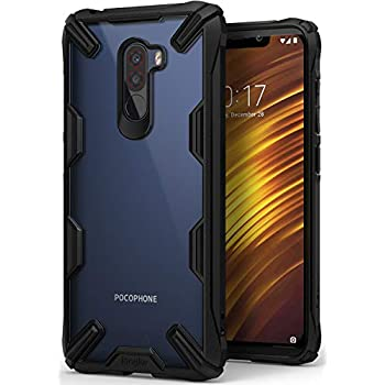 Amazon.com: Xiaomi Pocophone F1 Case,MYLBOO [3 in 1] 360 ...