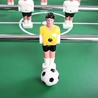 Jago Futbolín plegable, incluye 2 bolas (diferentes colores a ...