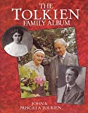 Front cover for the book The Tolkien Family Album by John Tolkien