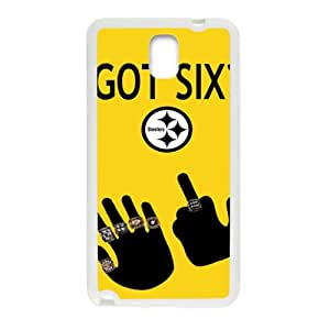 steelers logo Phone Case for Samsung Galaxy Note3