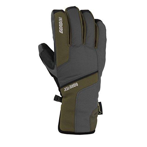 - Gordini MEN'S CHALLENGE XIII: CORE Glove (Gunmetal/DarkOlive, Large)
