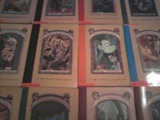 Series of Unfortunate Events Set books #1-9