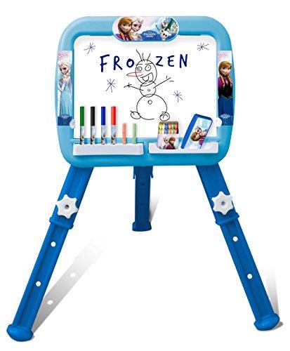 Pizarra de actividades 2 en 1 de Frozen