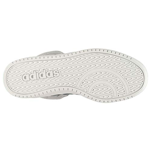 Mid Fitness Adidas 2 De Chaussures Sport chaussures Hommes Sport Vtements Travail Gris Hoops 0 fHqg0w5xw