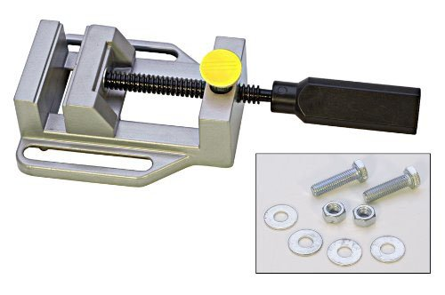 Cheap AMYAMY Aluminum Drill Press Vise (Silver)