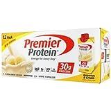 Premier Protein High Protein Shake, Bananas & Cream (11 fl. oz., 12 pack) hkj@lgZ