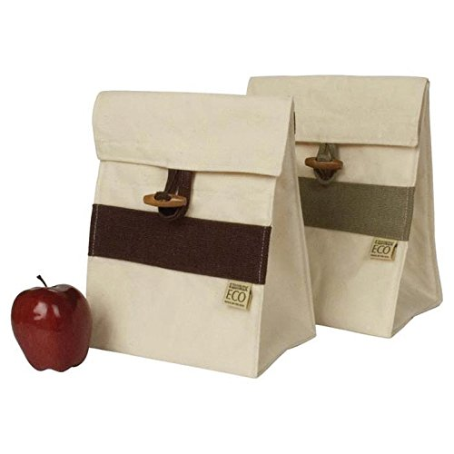 Equinox 145666 Organic Cotton Lunch Bag