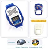 : Complete Safety Alert System Watch (Boys Blue)